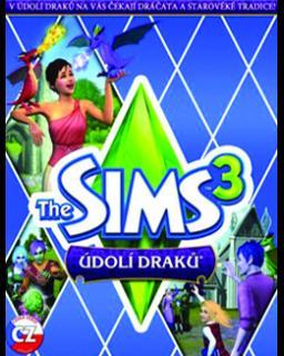 The Sims 3 Údolí draků krabice