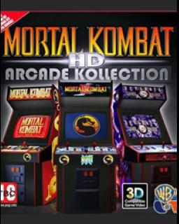 Mortal Kombat Arcade Kollection krabice