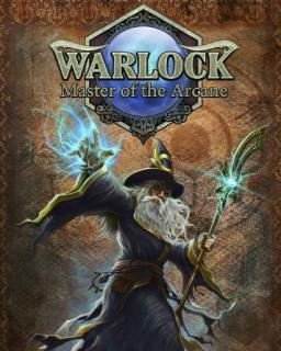 Warlock Master of the Arcane krabice