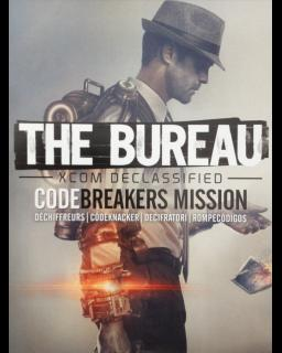 The Bureau XCOM Declassified DLC Codebreakers krabice
