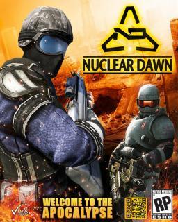 Nuclear Dawn krabice