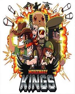 Mercenary Kings krabice