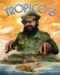 Tropico 3 Gold Edition krabice