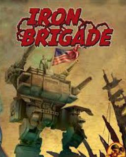 Iron Brigade krabice