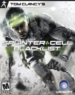 Tom Clancys Splinter Cell Blacklist Deluxe Edition krabice