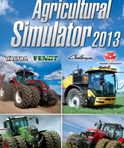 Agricultural Simulator 2013 Steam Edition krabice