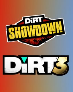 Dirt 3 + DiRT Showdown krabice