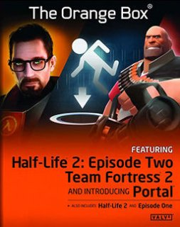 Half Life 2 Orange Box (5her)