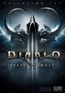 Diablo 3 Reaper of Souls krabice