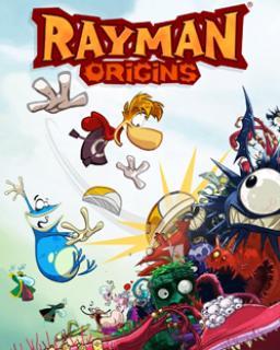 Rayman Origins krabice