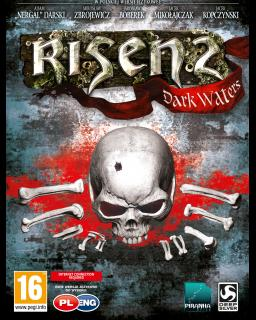 Risen 2 Dark Waters krabice