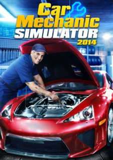 Car Mechanic Simulator 2014 krabice