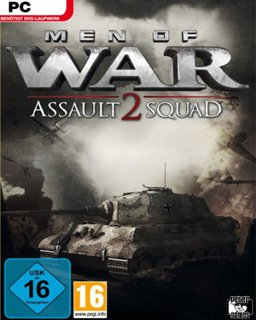 Men of War Assault Squad 2 krabice