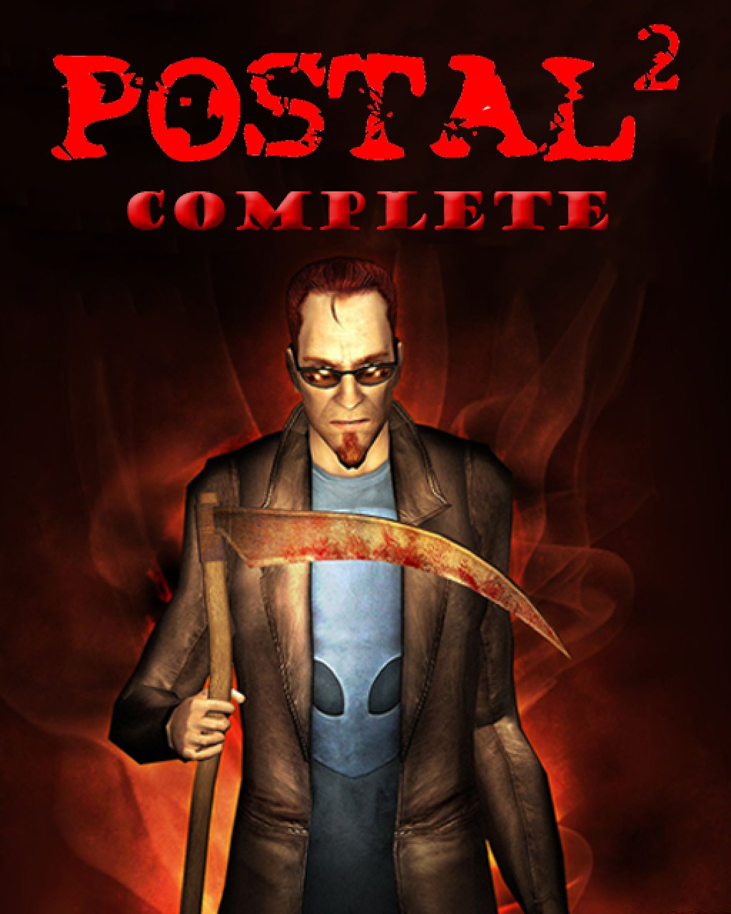 Postal 2 Complete krabice
