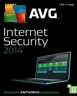AVG Internet Security 2015 1 lic. 1 rok krabice
