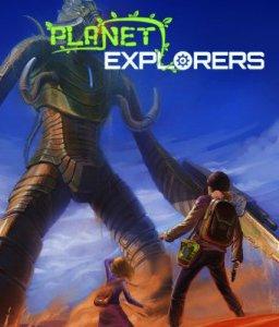 Planet Explorers krabice