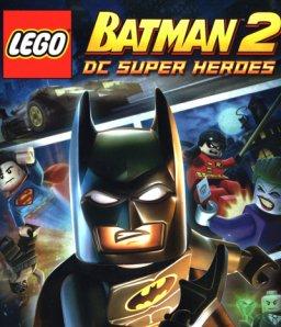 LEGO Batman 2 DC Super Heroes krabice