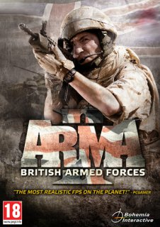 Arma II British Armed Forces, Arma 2 krabice