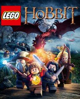 LEGO The Hobbit krabice