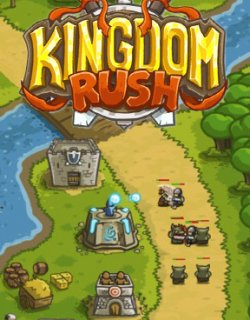 Kingdom Rush krabice