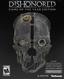 Dishonored Definitive Edition CZ