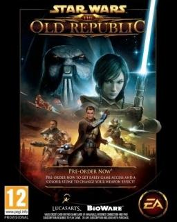Star Wars The Old Republic + 30 Dní krabice