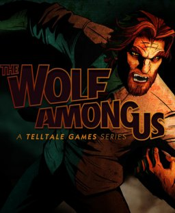 The Wolf Among Us krabice