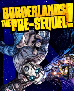 Borderlands The Pre-Sequel krabice