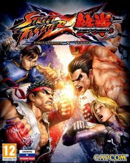 Street Fighter X Tekken krabice