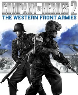 Company of Heroes 2 The Western Front Armies krabice