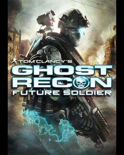 Tom Clancys Ghost Recon Future Soldier krabice
