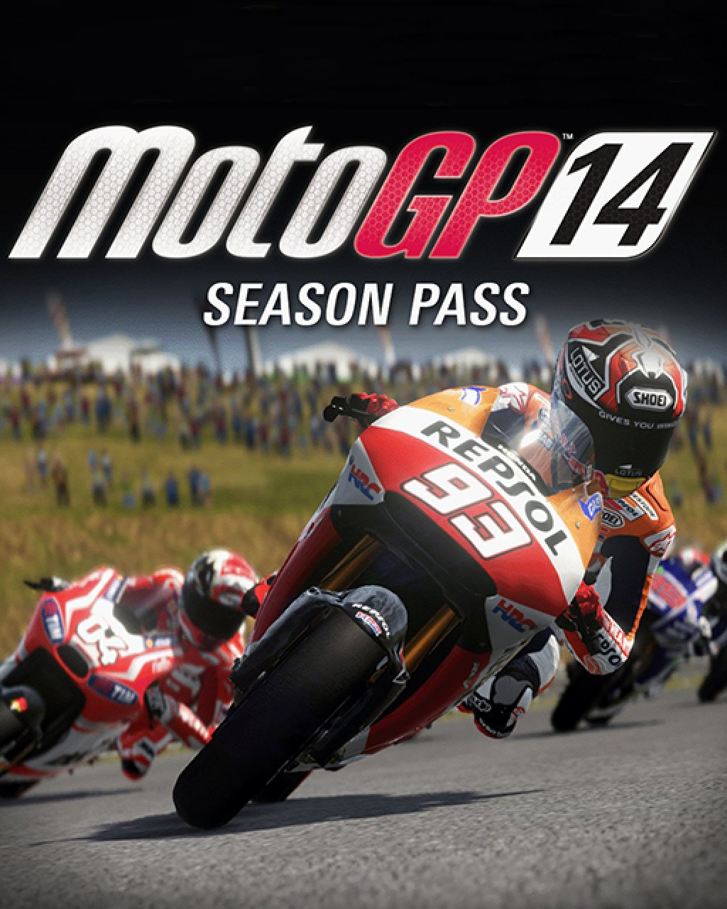Moto GP 14 Season Pass krabice