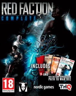 Red Faction Collection krabice