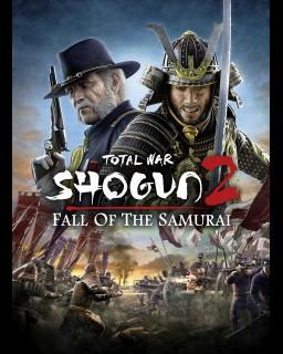 Total War Shogun 2 Fall of the Samurai krabice