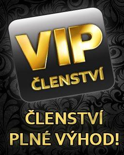VIP členství 1 měsíc