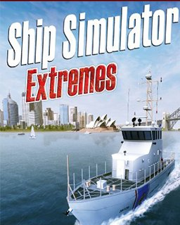 Ship Simulator Extremes krabice