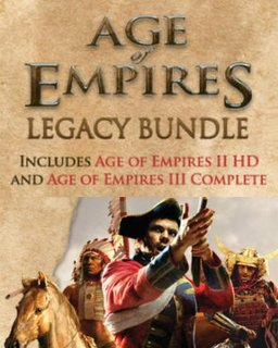 Age of Empires Legacy Bundle krabice