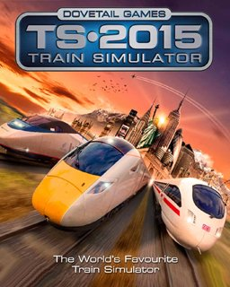 Train Simulator 2015 krabice