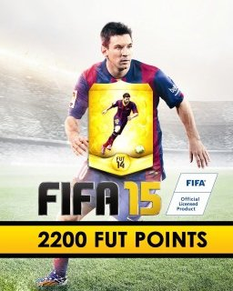 FIFA 15 FUT Points 2200 krabice