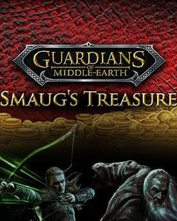 Guardians of Middle-earth Smaugs Treasure krabice