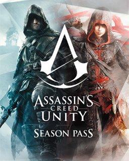 Assassins Creed Unity Season Pass krabice