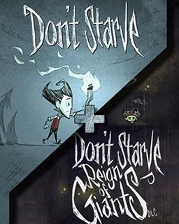 Dont Starve + Reign of Giants krabice