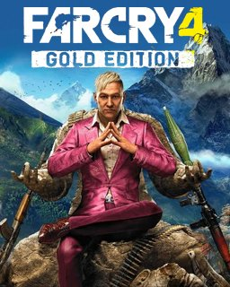 Far Cry 4 Gold Edition krabice