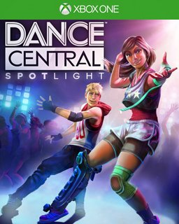 Dance Central Spotlight Xbox One krabice