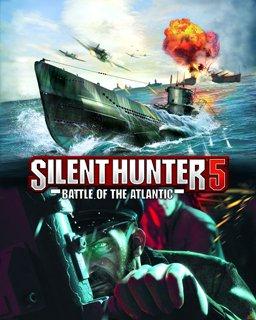 Silent Hunter 5 Battle of the Atlantic krabice