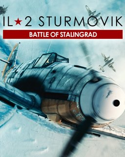 IL-2 Sturmovik Battle of Stalingrad krabice