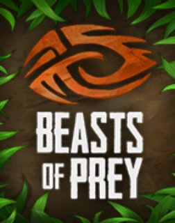 Beasts of Prey krabice