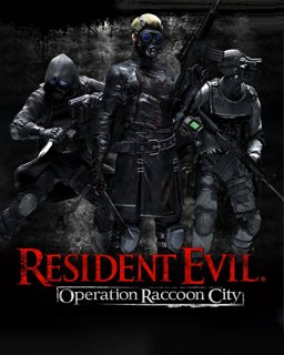 Resident Evil Operation Raccoon City krabice