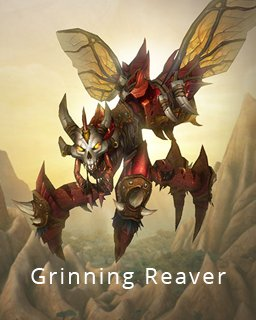 World of Warcraft Grinning Reaver