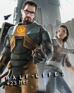 Half Life 2 + 23 her